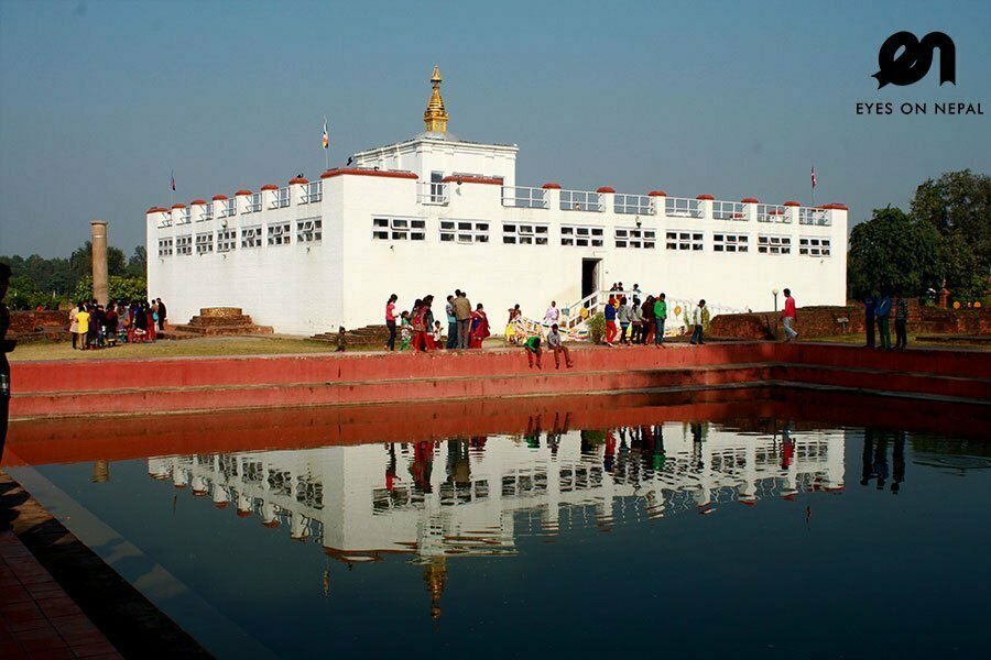 Lumbini Day Tour | Visit Buddha's Birthplace – Mayadevi Temple