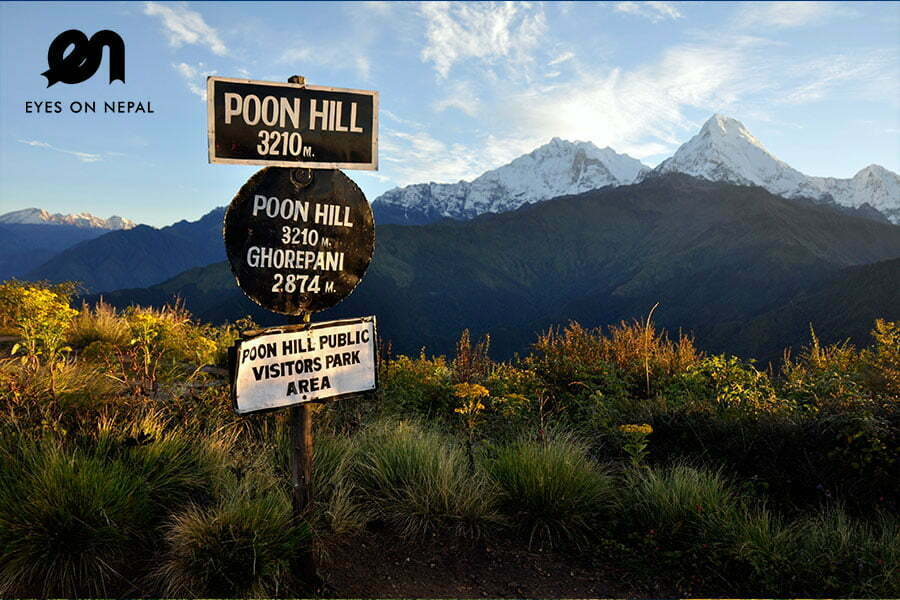 Nepal 11 days 10 nights Tour with Poonhill Trek