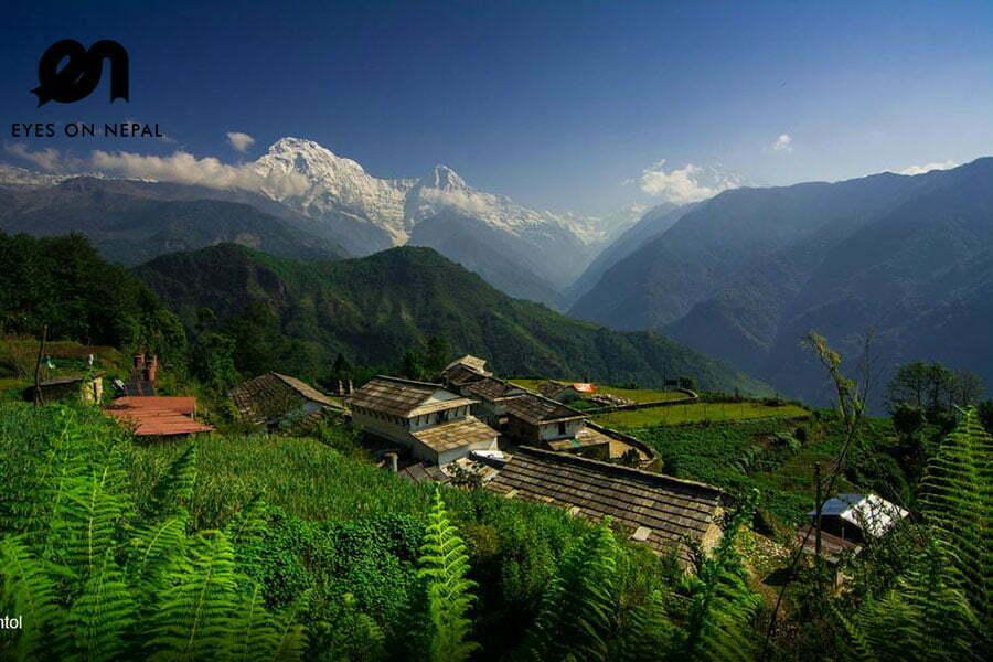 Tour Nepal 8 days 7 nights