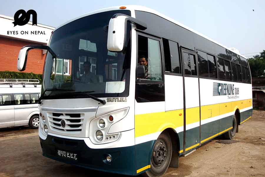 Nepal Bus Tickets Booking