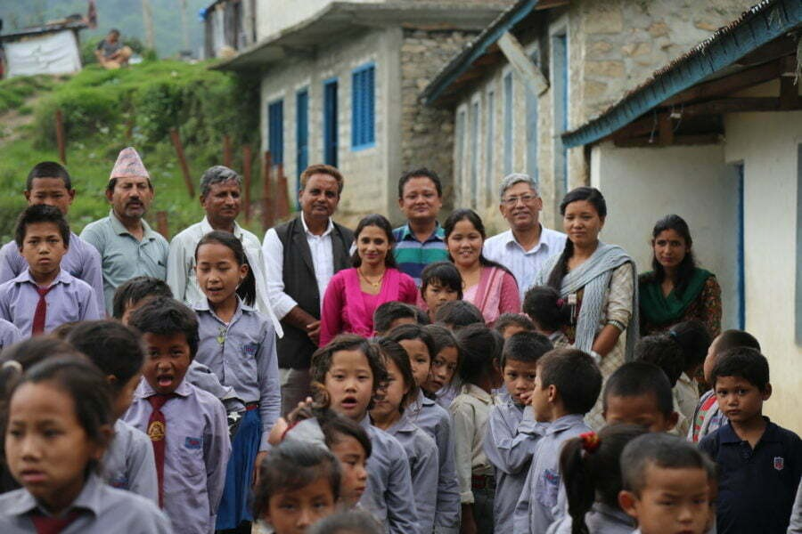 Volunteering Works in Nepal