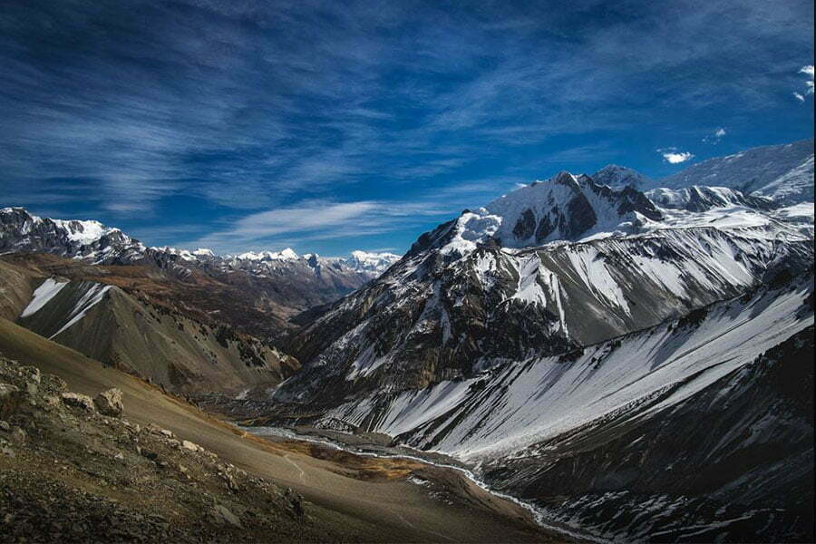 Annapurna Circuit Trek with Tilicho Lake and Poonhill