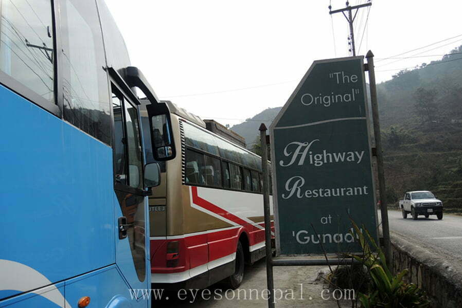 How to travel by bus from Kathmandu to Pokhara? or, from Pokhara to Kathmandu?