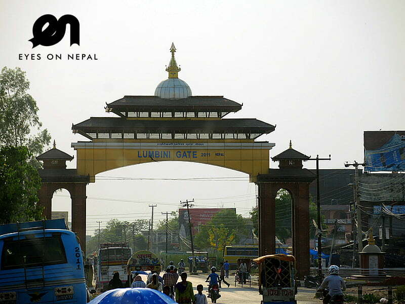How to travel from Kathmandu to Lumbini / Lumbini to Kathmandu by flights or by bus?