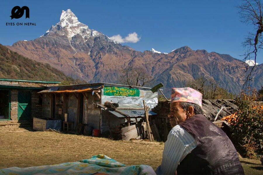 mardi-himal-base-camp-trek-at-low-camp