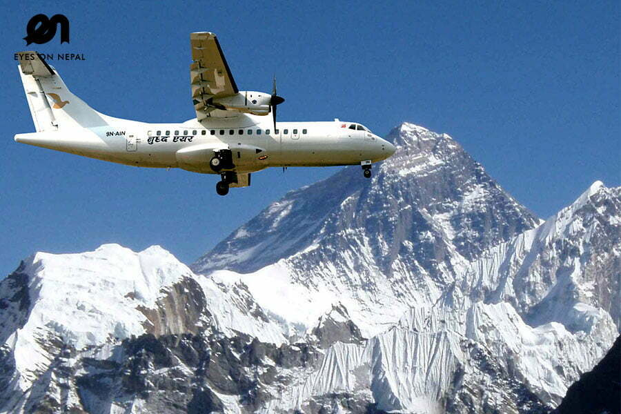 Mt Everest Mountain Flight Tour