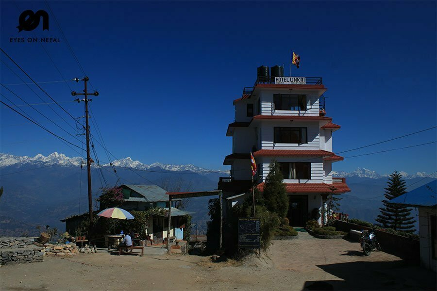 Nagarkot trek - Unkai Resort