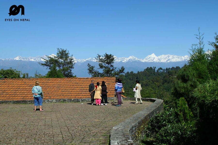 Nagarkot Trek and mountains view