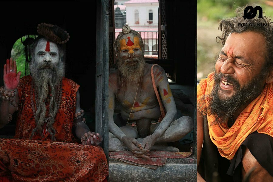 sadhus-in-shiva-temple-at-pashupatinath