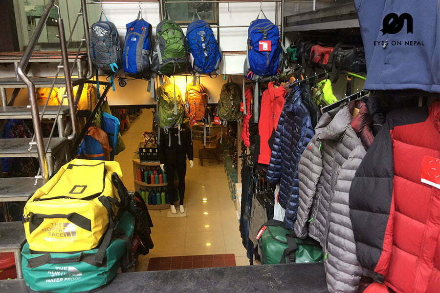 Equipment required for Trekking in Nepal