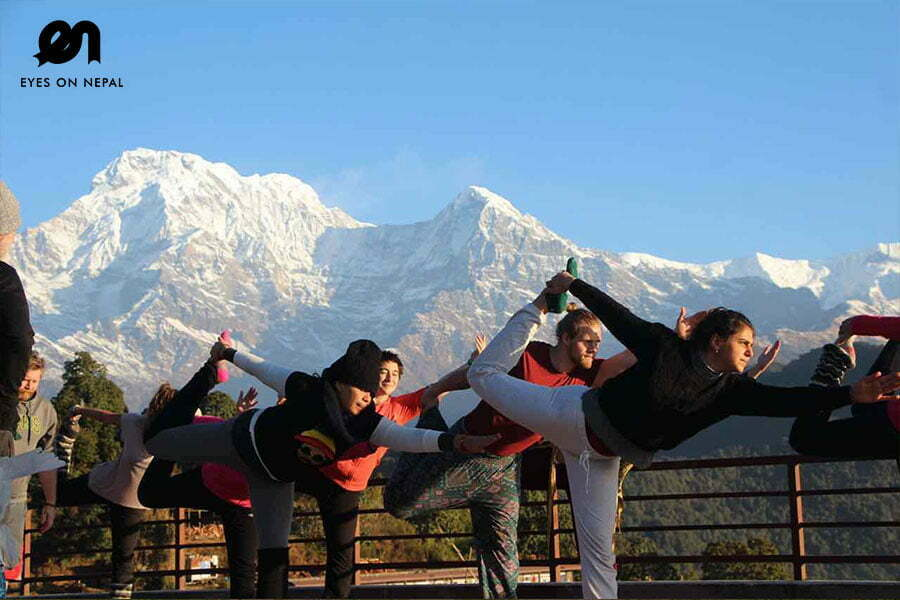 1 day Yoga and Meditation Retreats in Nepal