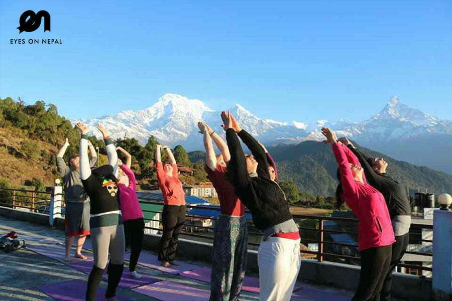 3 days Yoga and Meditation Retreat in Nepal