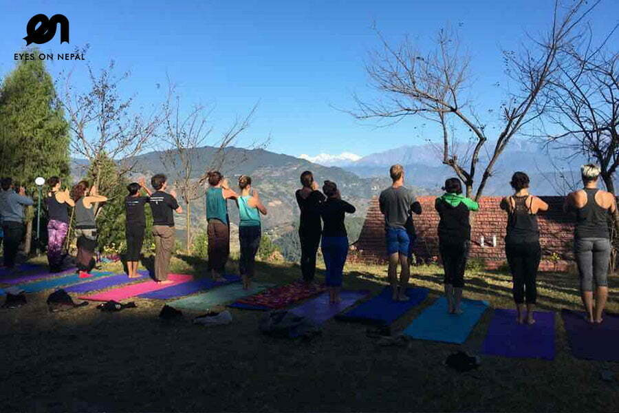 4 days Yoga and Meditation Retreats in Nepal