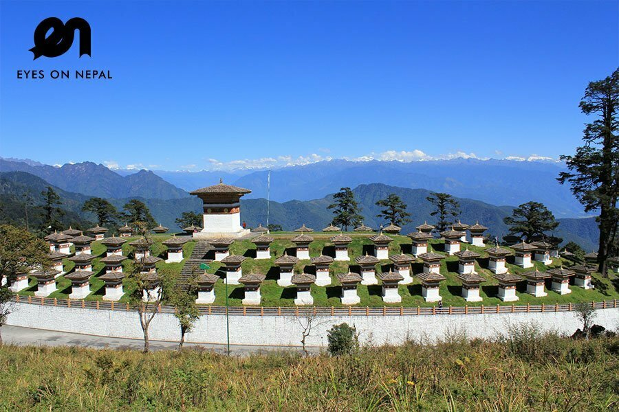 Travel from Nepal to Bhutan in 6 days 5 nights