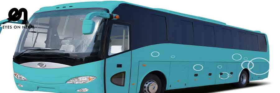 Hire Bus in Nepal