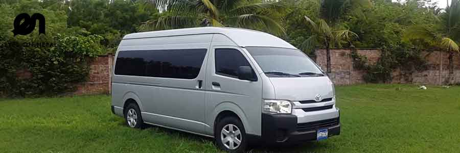 Hire Tour Van in Nepal