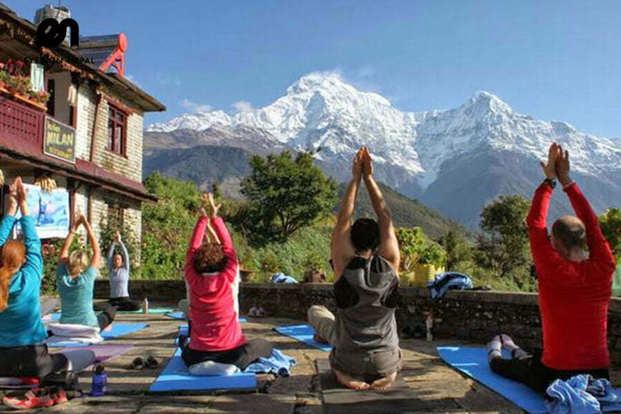 Nepal Yoga and Meditation Retreats