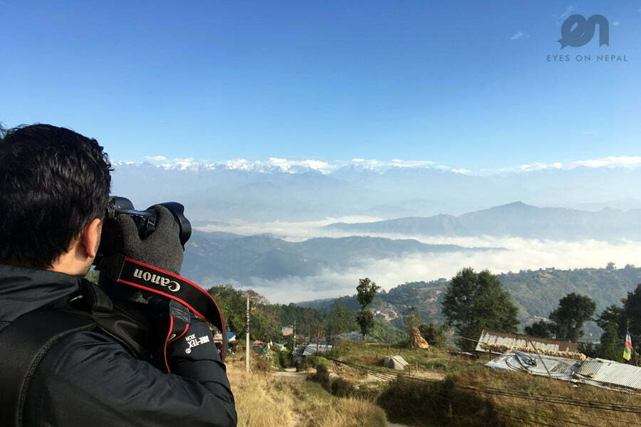 Dhulikhel viewpoint