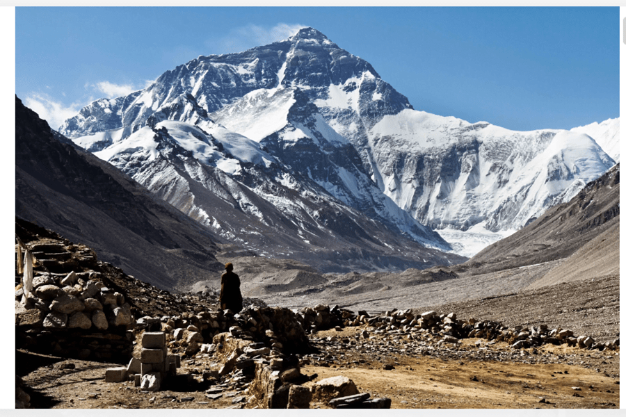 Kathmandu to Lhasa Overland Budget Tour via Mt Everest Base Camp