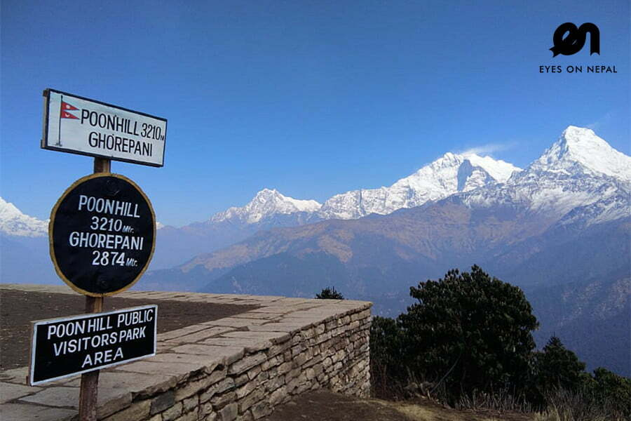 Poon Hill Trek 3 days 2 nights | Short trek from Pokhara