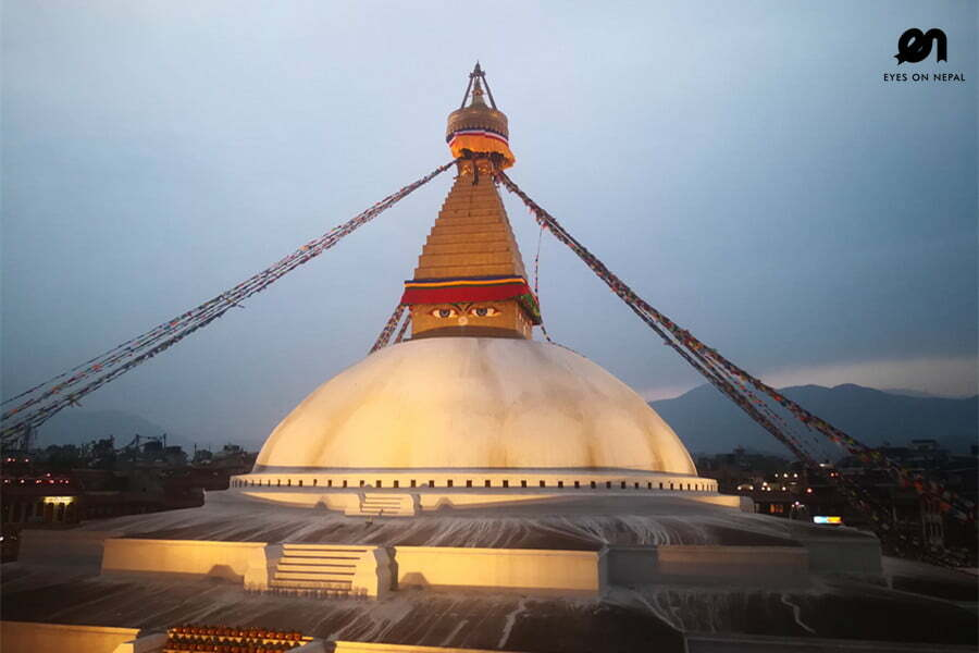 boudanath-stupa-at-night