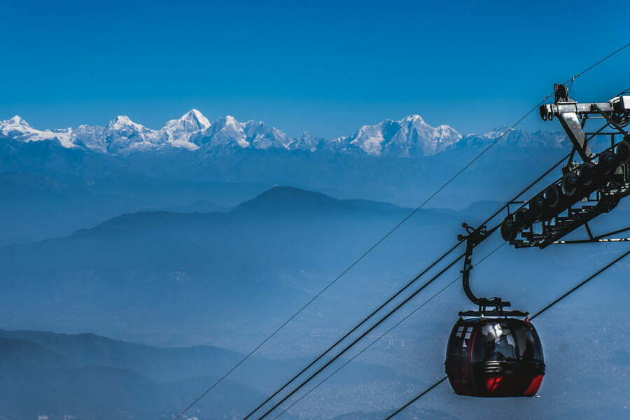 Chandragiri Hill Cable Car Day Tour | Highest viewpoint in Kathmandu