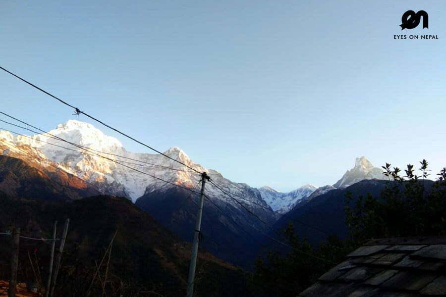 Ghandruk trek 3 days 2 nights