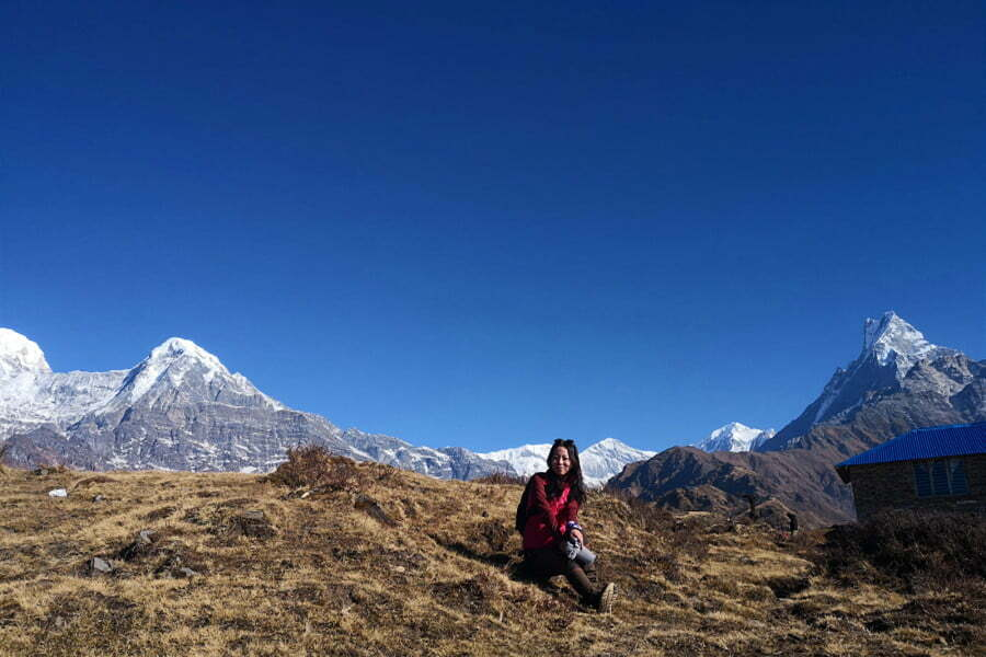 Mardi Himal Trek Blog : Is it easier than ABC Trek? Answer = Yes