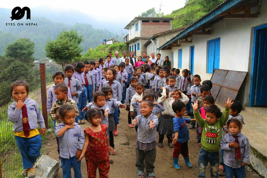 One Day Hiking and Volunteering Tour in Nepal (Kakani) – Volunteering in Nepal Schools
