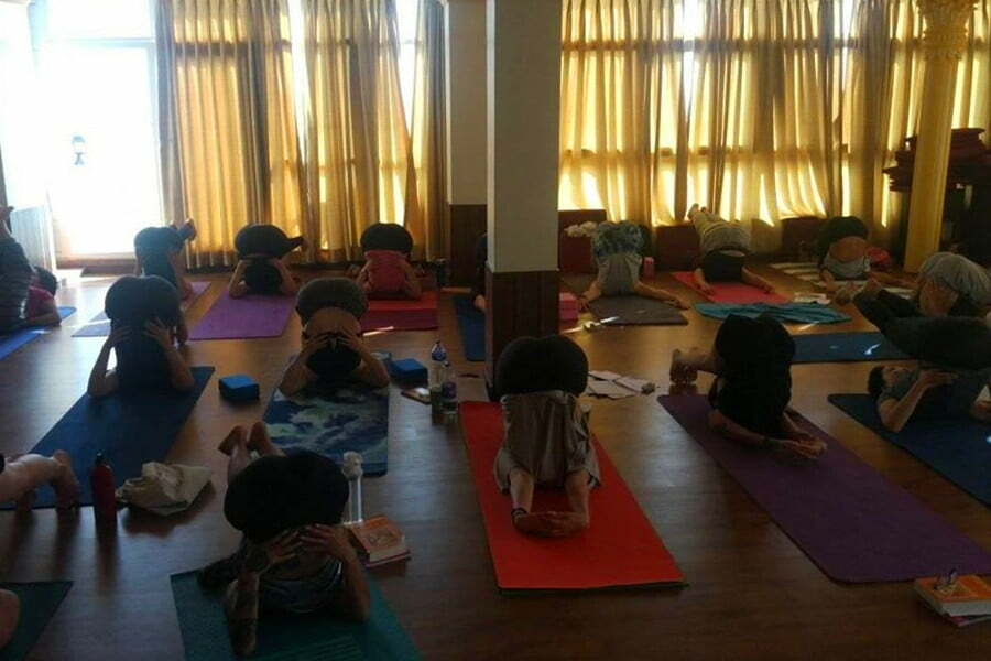 Yoga Classes in Kathmandu| 4 hours Thamel Yoga Class