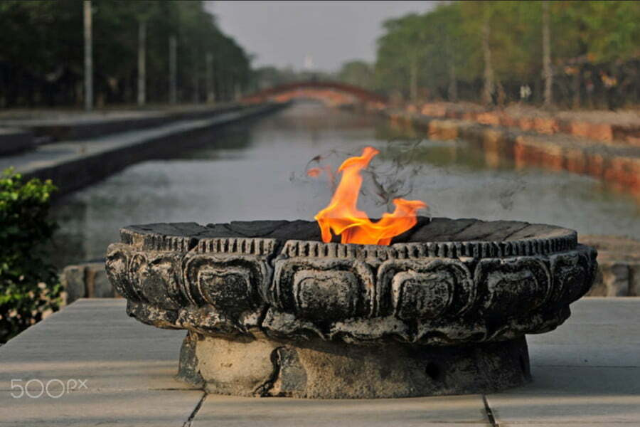 why should we visit Lumbini