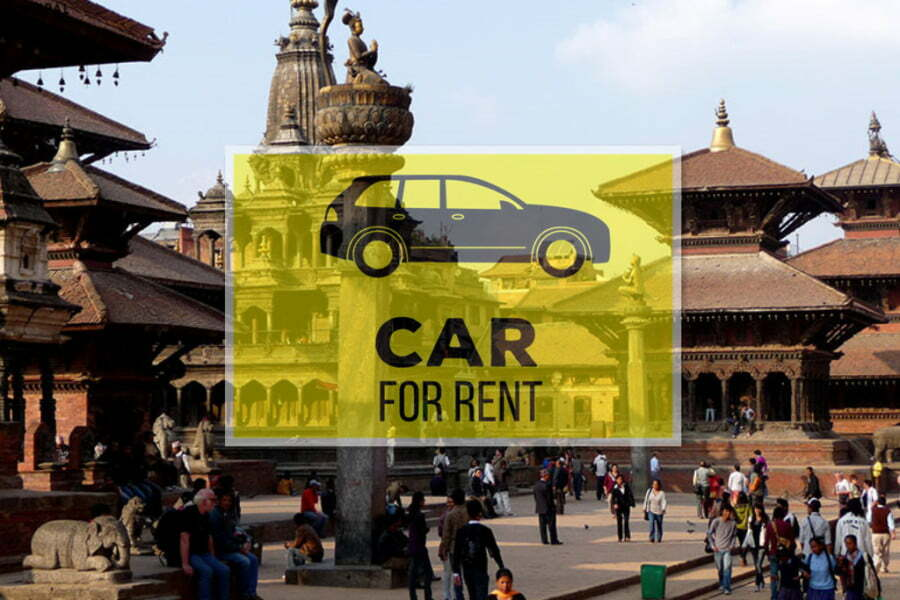 Car Rental in Kathmandu with Driver Full Day
