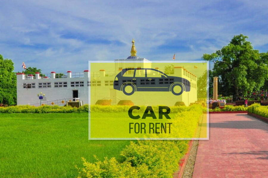 Private Car Rental Lumbini to Chitwan [One Way Transfer]