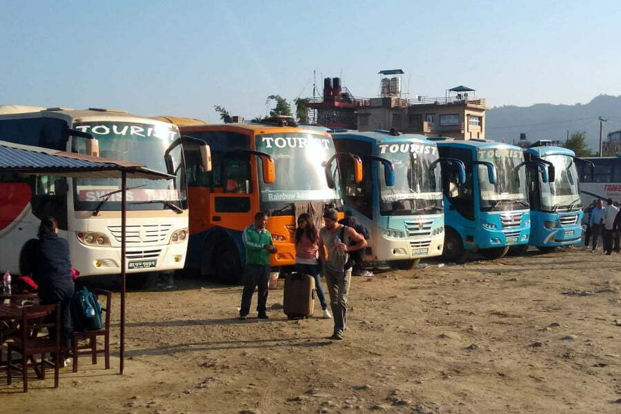 [Deals] Tourist Bus Ticket to Chitwan from Pokhara