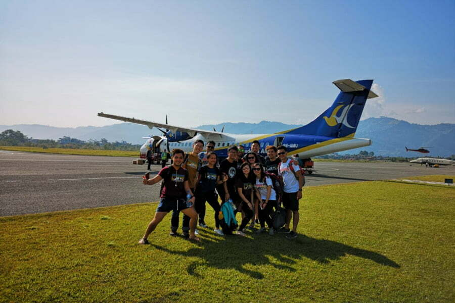 [Deals] Pokhara to Chitwan Flight Ticket Price USD 55 per pax