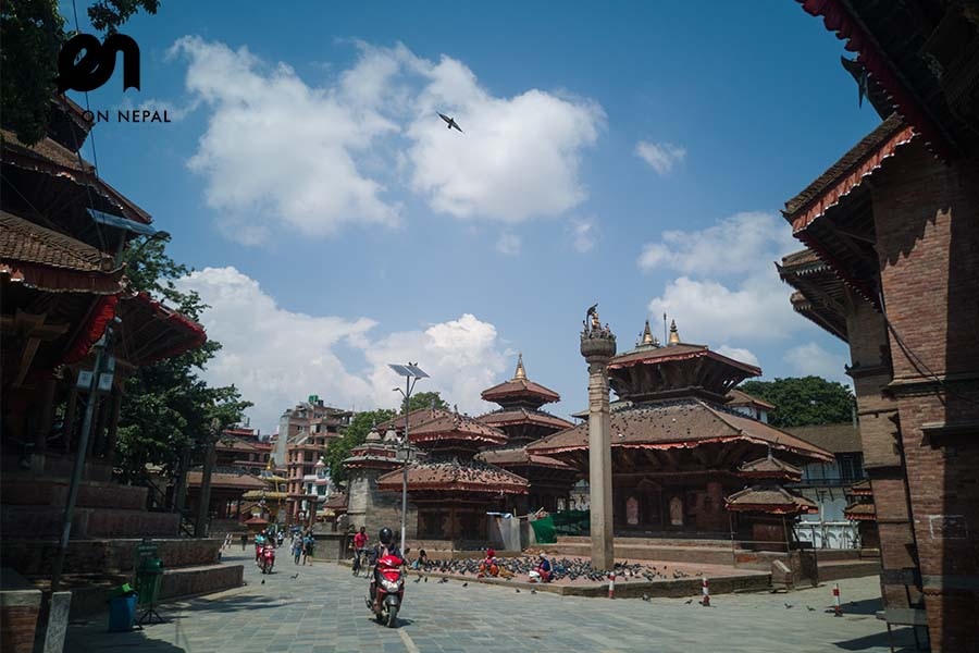Photos of Kathmandu under COVID -19 lockdown